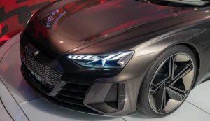 Концепт E-Tron GT