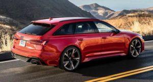Разгон Audi RS6 Avant