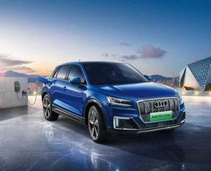 На китайском рынке запущены продажи электрического Audi Q2L e-tron