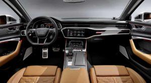 Audi RS6 Avant разогнался до 284 км/час