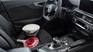 Водительское место RS4-R Avant от ABT