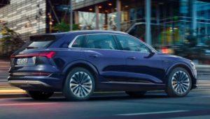 Audi увеличивает запас хода E-Tron