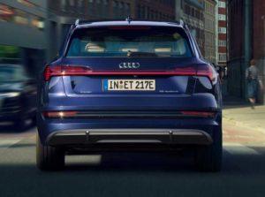 Увеличенный запас хода Audi E-Tron составит 436 км