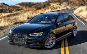 Видео Audi S4 Allroad и RS6 Avant