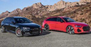Auditography выложили видео с участием Audi S4 Allroad и RS6 Avant 2020
