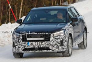Фото ресталингового Audi Q2