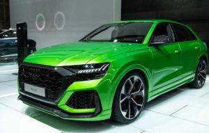 Размер дисков на Audi расти не будет