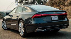 Для китайского рынка Audi выпустят A7 Sportback с длинной базой