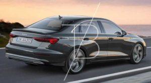 Появились новые эскизы Audi A4 2022